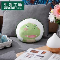 【生活工場】DINO LAND抱枕-阿霸
