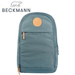 【Beckmann】成人護脊後背包Urban 30L - 藍灰