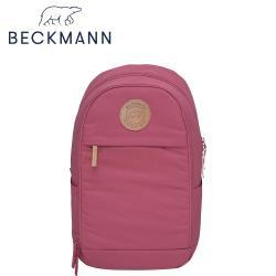 【Beckmann】小大人護脊後背包26L - 玫紅