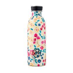 義大利 24Bottles 輕量冷水瓶 500ml -花意盎然