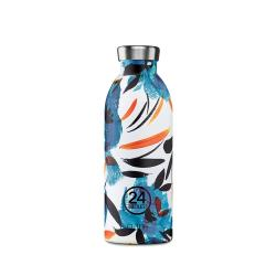 義大利 24Bottles 不鏽鋼雙層保溫瓶 500ml - 純粹幸福
