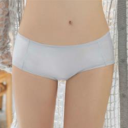 【瑪登瑪朵】Soft Up  低腰平口褲(冰河灰)
