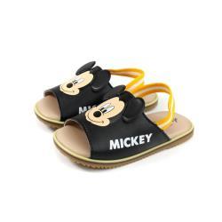 Disney Mickey Mouse 迪士尼 米奇 涼鞋 黑色 小童 童鞋 D120048 no010