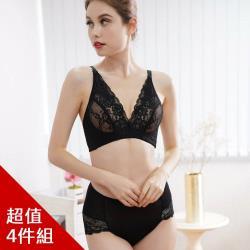闕蘭絹頂規100%蠶絲高包覆集中美肌內衣