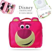 迪士尼 Disney 盥洗包 百寶袋 收納包 旅行組 (熊抱哥)