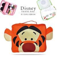 迪士尼 Disney 盥洗包 百寶袋 收納包 旅行組 (跳跳虎)