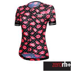 ZeroRH+ 義大利 FASHION系列女仕專業自行車衣(黑/紅) ECD0733_79P