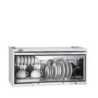 (全省安裝)喜特麗90公分臭氧電子鐘懸掛式(與JT-3690Q同款)烘碗機銀色JT-3690QY