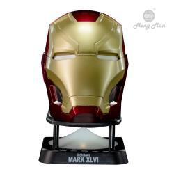 CAMINO 漫威系列 鋼鐵人Mark46頭盔 迷你藍牙喇叭