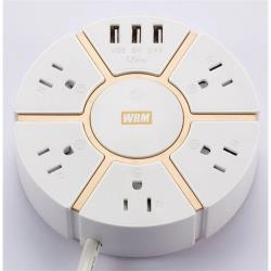 【WRM】WR-002EX 高速USB環形延長線