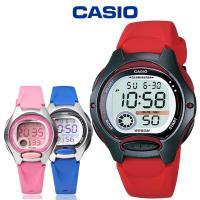 CASIO 卡西歐 LW-200 小巧時尚亮色系輕鬆配戴防水電子錶