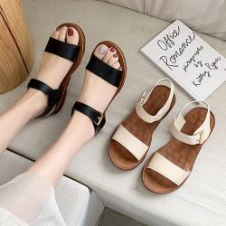 【Alice 】 (預購) 狂賣千雙素面韓新品涼鞋