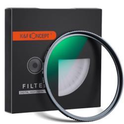 KF Concept 德國肖特 Schott 67mm 光學鏡片 新型 超薄 多層鍍膜 MCUV 保護鏡 超薄鋁框