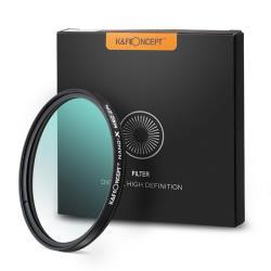 【KF Concept】 德國肖特 Schott CPL 77mm 環形 偏光鏡 新型 超薄 多層鍍膜 保護鏡 超薄鋁框