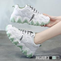 【Alice 】 (預購) 韓國厚底好走百搭老爹鞋