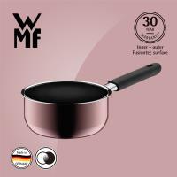 德國WMF Fusiontec 單手鍋 16cm 1.3L (金屬玫瑰 赭紅色)