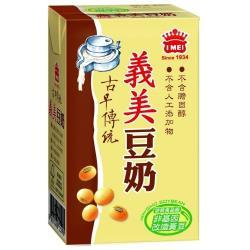 義美 豆奶 250ml(24入/箱)