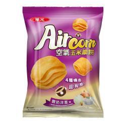 華元 Aircorn空氣玉米脆餅-酸奶洋蔥(104g/包)
