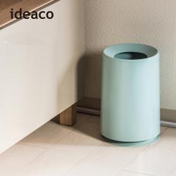 日本 ideaco 摩登圓形家用垃圾桶-6L