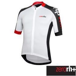 ZeroRH+ 義大利男仕專業自行車衣(螢光綠、螢光黃、黑色、白色) ECU0701