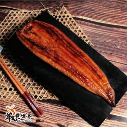 【蝦覓世界】中尾-蒲燒鰻魚(250g/包;3包組)