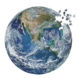 【Four Point Puzzles】地球拼圖 成人益智拼圖(正版1000片)