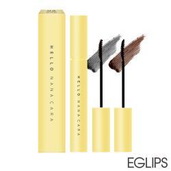韓國 EGLIPS 超捲翹防水抗油馬卡龍睫毛膏7ml (2色任選)