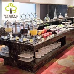 成旅晶贊飯店-台中民權【晶贊粵菜廳】早午餐吃到飽一客