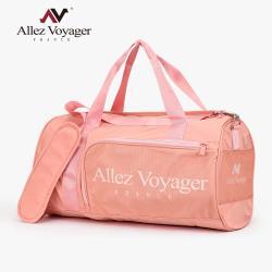 奧莉薇閣 旅行袋 運動包 行李收納袋 側背包 斜背包 圓筒大容量