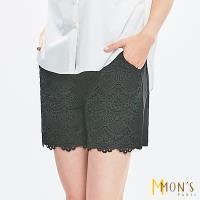 MONS特選法式蕾絲短褲