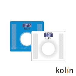 Kolin 歌林 超薄電子體重計(藍/白 隨機不挑色) KWN-DLW801