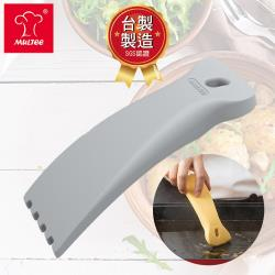 MULTEE摩堤  矽晶烹飪工具-清潔刮刀(多色)
