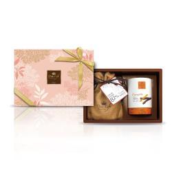 Diva Life 巧克力商業禮盒-粉紅限定C(鈕扣巧克力+鮮橘棒)
