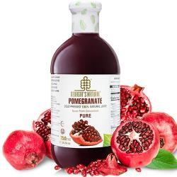 Georgia紅石榴原汁(750ml/瓶) 非濃縮還原果汁 x6瓶