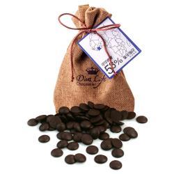 Diva Life 象牙海岸58%黑巧克力鈕扣