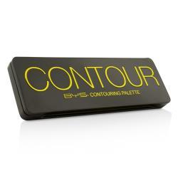 BYS 6色修容盤(3x 陰影粉,3x 高光粉)Contour Palette 20g/0.7oz