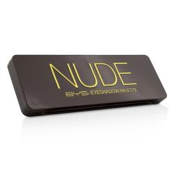 BYS 眼影盤Eyeshadow Palette (12色眼影 + 刷具x2) - Nude 12g/0.42oz