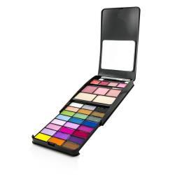 嘉美露 彩妝盒 G2210A (24×眼影, 2×粉餅, 3×腮紅, 4×唇彩) -