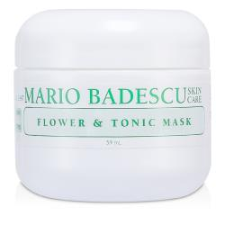 Mario Badescu 面膜 Flower  Tonic Mask - 混合性/油性/敏感性肌膚適用 59ml/2oz