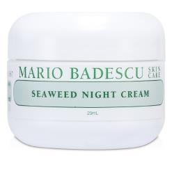 Mario Badescu 黑鑽墨藻潤白晚霜 Seaweed Night Cream - 混合性/油性/敏感性肌膚適用 29ml/1oz