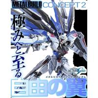 METAL BUILD MB 合金 機動戰士鋼彈SEED 自由鋼彈 CONCEPT 2