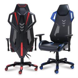 【IDEA】嚴選極透氣網布椅背專業用電競椅/人體工學椅