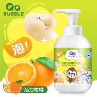 QQ Bubble 台灣製抗菌泡泡洗手乳洗手慕斯320ml
