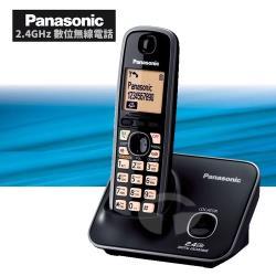 Panasonic 松下國際牌2.4GHz數位無線電話 KX-TG3711 (經典黑)