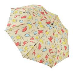 RAINSTORY雨傘-幻想動物園(卡其)抗UV加大自動傘