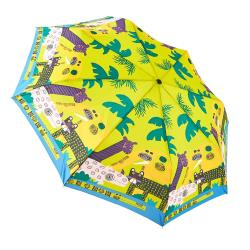 RAINSTORY雨傘-搖滾叢林抗UV加大自動傘