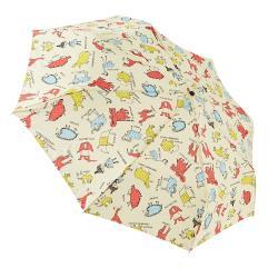 RAINSTORY雨傘-幻想動物園(米)抗UV加大自動傘