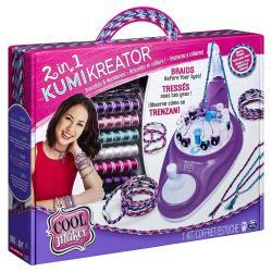 《 Cool Maker 》Kumi Kreator 2合一幸運手環編織機