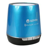 KINYO無線藍牙讀卡喇叭BTS-682