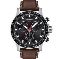 TISSOT SUPERSPORT 競速賽車運動時尚錶(T1256171605101)45.5mm/咖啡